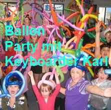 Kinder DJ mit Animation und top Partyspielen für Kinder in ganz NRW