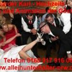lustige Partyspiele mit Keyboarder Karl bei Hochzeit und Geburtstag in ganz Nrw