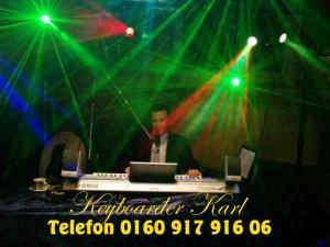 Alleinunterhalter Aachen Party Dj Aachen Musiekr Aachen Keyboarder Karl