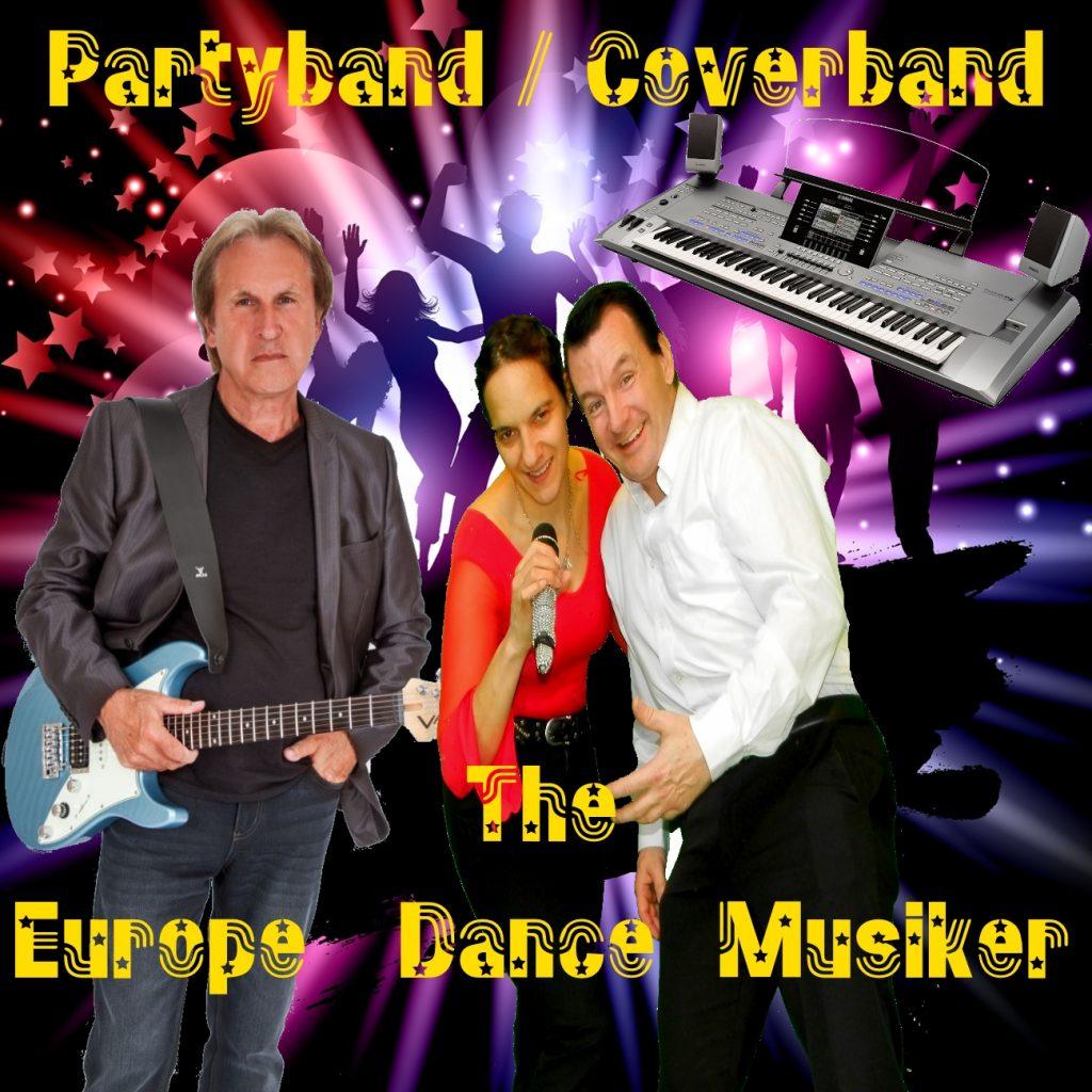 Europe Dance Musiker - Partyband - Coverband Aachen Düren Köln Bonn Düsseldorf Krefeld Eifel